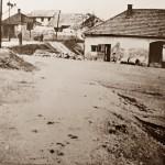 historické foto penzionu Kavárna