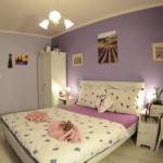 levandulový pokoj