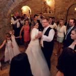 tanec po svatebním obřadu